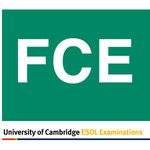 fce First Certificate in English