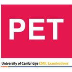 pet Preliminary English Test